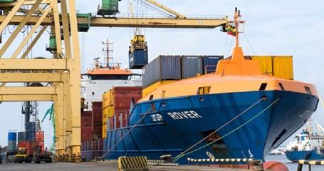 Sunkmetis išryškino uostų svarbą