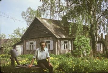 Mokytojų Červokų pėdos Semeliškėse