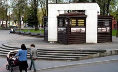 Prekybininkams svarstoma leisti prekiauti centrinėje Anykščių miesto aikštėje