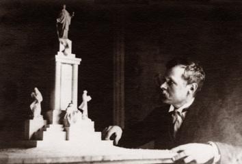 Jurbarko savivaldybės taryba 2020-uosius paskelbė skulptoriaus Vinco Grybo metais