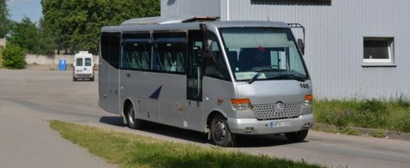 Kupiškyje organizuojamas autobuso maršrutas į Naująsias miesto kapines