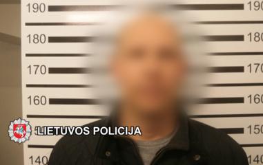 Klaipėdoje baigtas dar vienas tyrimas dėl disponavimo narkotinėmis medžiagomis (vaizdo įrašas)