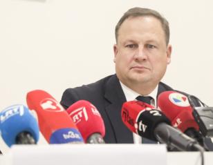 Generalinis prokuroras apie V. Sutkaus ir M. Zalatoriaus sulaikymą: žala galėjo būti padaryta valstybės biudžetui