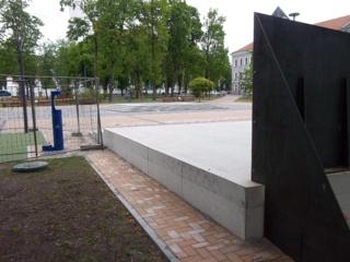Šiaulių centras be viešojo tualeto