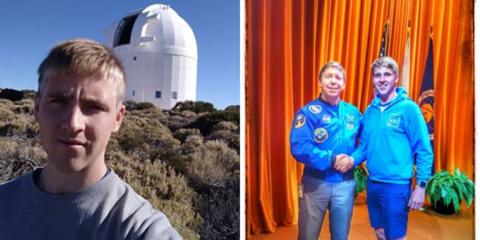 """Prie kosmoso tyrimų prisidėjęs prieniškis: """"Draugai prašė išsiaiškinti, ar NASA neslepia ateivių"""""""