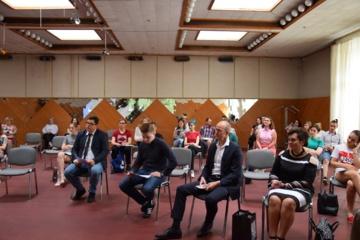 Diskutuota apie jaunimo paslaugų plėtrą Vilkaviškio rajone