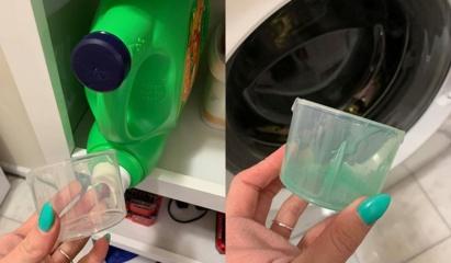 Daugybė žmonių skalbimo skystį naudoja netinkamai: pasitikrinkite, ar nesate vienas jų