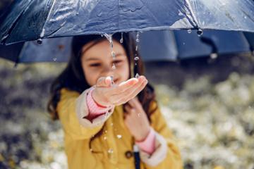 Orai: liepos startas bus ne per karštas, prireiks skėčio