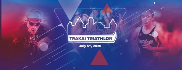 Kviečia į triatlono šventę Trakuose