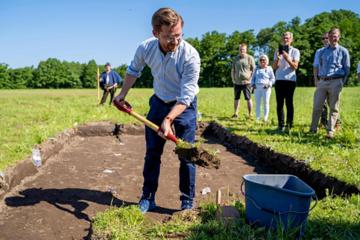 Norvegijoje pradedami reto senovinio vikingų laivo archeologiniai kasinėjimai