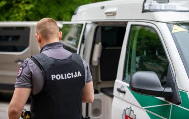 Policijos akiratyje – dviratininkų ir paspirtukų vairuotojų blaivumas