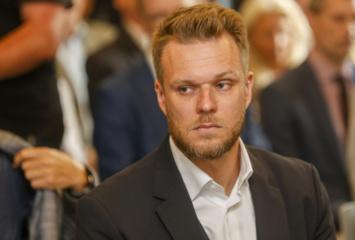 Policija skyrė baudą konservatorių lyderiui G. Landsbergiui