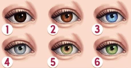 Testas: kokias charakterio subtilybes atskleidžia jūsų akys?