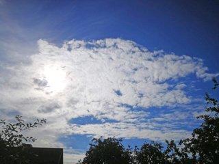 Orai: po šilto savaitgalio sulauksime žymaus orų pasikeitimo