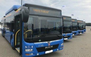 Klaipėdos maršrutinį autobusą vairavo girtutėlis vyras – be teisės vairuoti