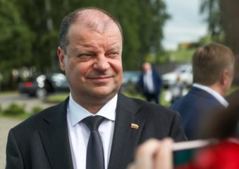 S. Skvernelis: Baltarusijai užsidarius sienas, Lietuva ir Lenkija atsakys tuo pačiu