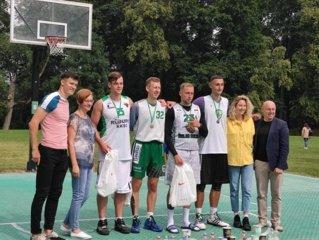 Žygimanto Janavičiaus 3×3 krepšinio turnyras Balbieriškyje