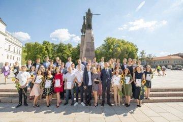 Daugiau kaip 100 sostinės šimtukininkų – Vilniaus mero padėkos