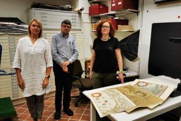 Kuršių nerijos nacionaliniam parkui padovanota per 100 istorinių regiono nuotraukų kopijų