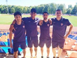 """""""Bangos"""" futbolo komandoje – užsieniečių pastiprinimas"""