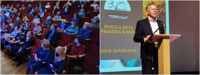 Trečiojo amžiaus universitetas Radviliškio rajone pradėjo naujus mokslo metus