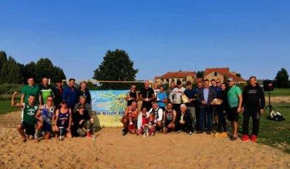 Pagėgiuose vyko kasmetinis finalinis paplūdimio tinklinio turnyro etapas
