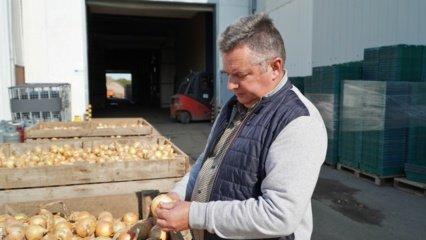 Net Kolumbas užsuktų į IKI svogūnų pirkti