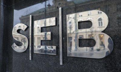 Naktį laikinai neveiks SEB interneto bankas ir mobilioji programėlė