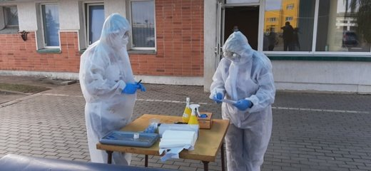 Svarbiausi trečiadienio įvykiai: koronavirusas, Baltarusijos situacija