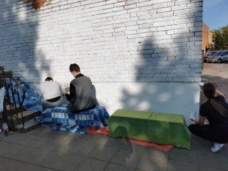 Gatvės menas sugrįžta į Marijampolę!