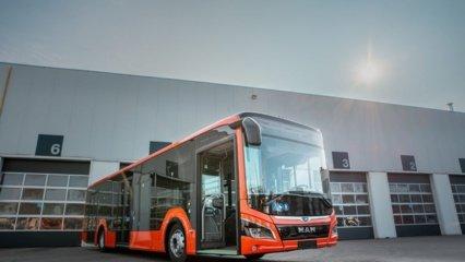 Pirmasis modernus hibridinis autobusas – jau Kaune