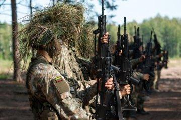 Individualūs kario įgūdžiai – ir tarnyboje, ir kasdieniame gyvenime