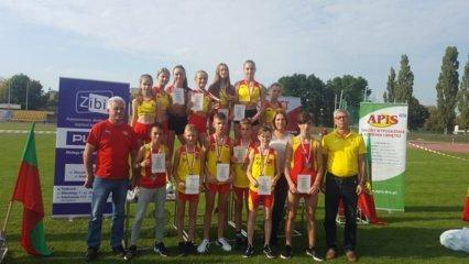 Jaunieji Marijampolės sportininkai džiugina savo pergalėmis