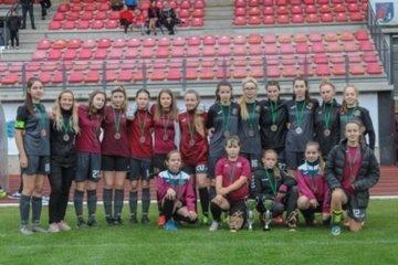 Telšiuose – merginų ir moterų futbolo turnyras