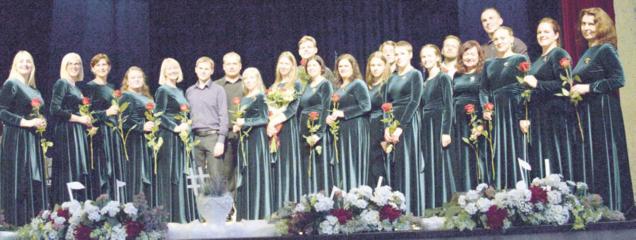 Dainavimas chore: pomėgis, laisvalaikis ir meilė dainai