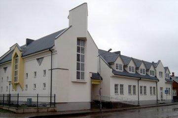 COVID-19 įsisuko į Marijampolės specialiuosius socialinės globos namus
