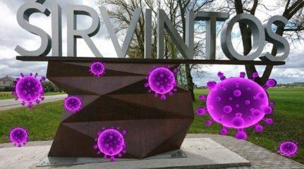 NVSC – Širvintų rajone registruoti aštuoni susirgimai