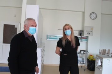 Jurbarko ligoninės istoriją kuria čia dirbantys žmonės