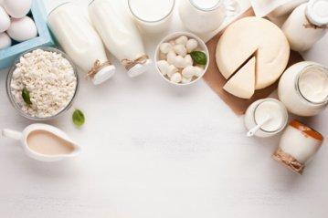 Kas nutiks organizmui, jei kasdien valgysite pieno produktus?