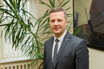Seime dirbs Panevėžio vicemeras D. Labanavičius: rinkimuose jis nugalėjo konservatorę