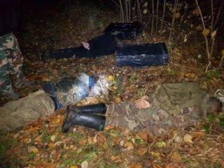 Į pasieniečių pasalą Ignalinos rajone pateko trys rūkalų gabentojai
