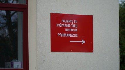 Per karantiną ryškiausias sergamumo COVID-19 šuolis Kaune buvo lapkričio 20-ąją