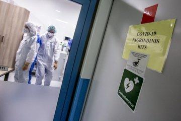 Santaros klinikose iš 163 gydomų COVID-19 sergančių pacientų – 4 vaikai