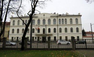 Istorinėje Kauno gimnazijoje atidengti senieji užrašai