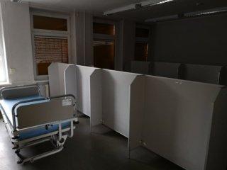 Buvusioje Pravieniškių mokykloje įrengtos specialios izoliavimo patalpos