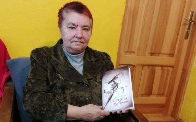 """Širvintiškės išleista knyga """"Džiuljeta be Romeo"""""""