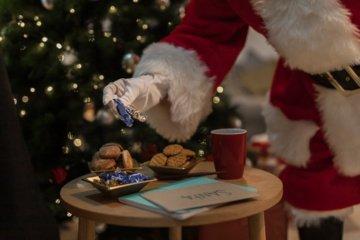 Kalėdų Senelis – mylinčių tėvų stebuklas