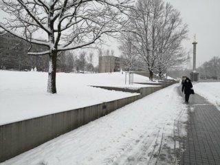 Valstybinė darbo inspekcija: žiemiški šalčiai kelia pavojus darbo vietose