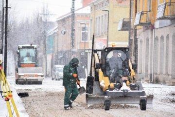 Aiškėja, kada bus baigti remonto darbai centrinėse Panevėžio gatvėse