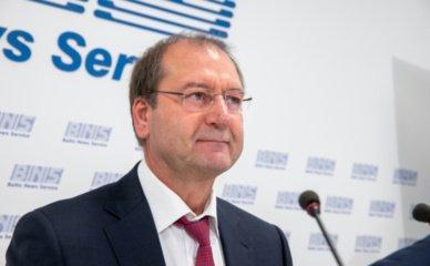 V. Uspaskichas atsiprašė EP liberalų frakcijos dėl homofobiškų komentarų